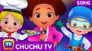 What do you want to be? Jobs Song - Professions Part 2 - ChuChu TV Nursery Rhymes Songs for Babies