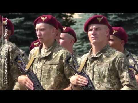 Складання присяги студентами військових кафедр Військової академії м Одеса