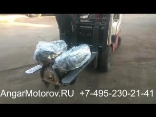 Двигатель Тойота Ленд Крузер Секвоя ЛексусGX LX 4704.72UZ-FE Отправлен клиенту в Красноярск