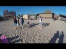Пикник на пляже. Апрель 2018г.