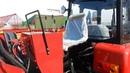 Миниэкскаватор ЭТМ 320 на тракторе МТЗ 320 Беларусь