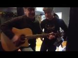 Гитары Crafter от ДДТ и Чиж Co