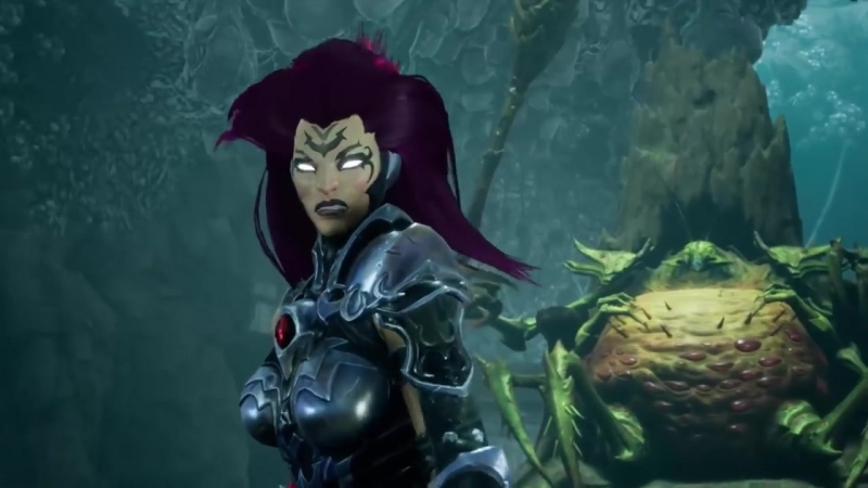 PS4 XB1 PC Apocalyptic Earth Action game Darksiders 3 Gamescom 2018 Trailer