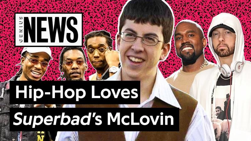 Hip-Hop's Love For 'Superbad' McLovin   Genius News