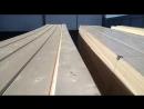 На складе в наличии имитация бруса Вологда Ель Сорт АВ Размер 22х185х6 м В упаковке
