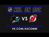 NHL   Sharks VS Devils