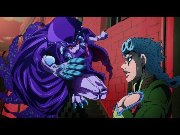 JoJos Bizarre Adventure Part 5 Vento Aureo Episode 3 - Giorno vs. Black Sabbath 『Beginning』
