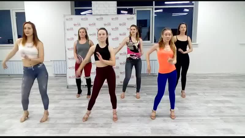 Bachata Lady Style c Еленой Голубевой. Ural Bachata Academy