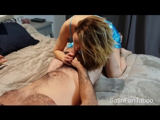satinfuntaboo.com - Mom doesn't mind me Joining in (POV, MILF)