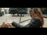 AMAZING! 18yr old busker noticed by David Bowies record producer! __ STREET SESS