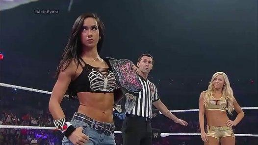Main Event: AJ Lee vs Summer Rae