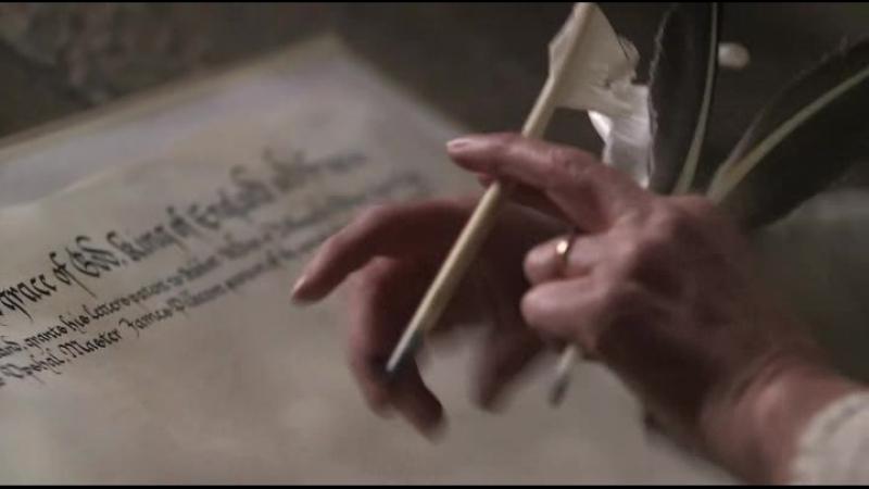 Создание рукописей в эру Тюдоров