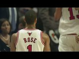 When Derrick Rose Was The Best Player In The NBA
