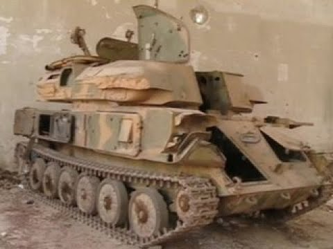 Сирийское примирение боевики сдают танки Вести 24