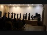 Ансамбль скрипач - день Корей