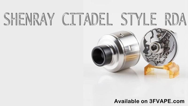 ShenRay Citadel Style RDA