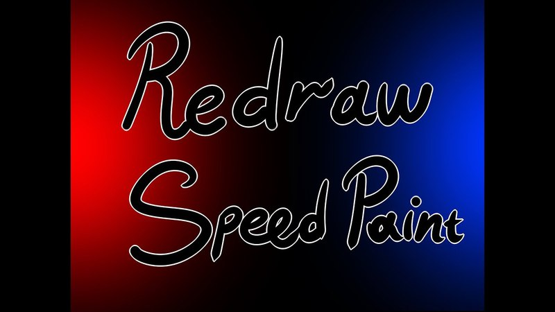 Redraw SpeedPaint:DJ Xauos