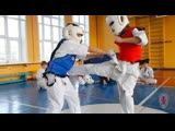 Боевая тренировка Средней группы 10 - 12 лет. Стаж тренировок 1 - 2 года httpsvk.comoyama_mas