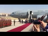 PrinceWilliam has landed in Amman in Jordan for the start of his 5 day trip to the Middle East