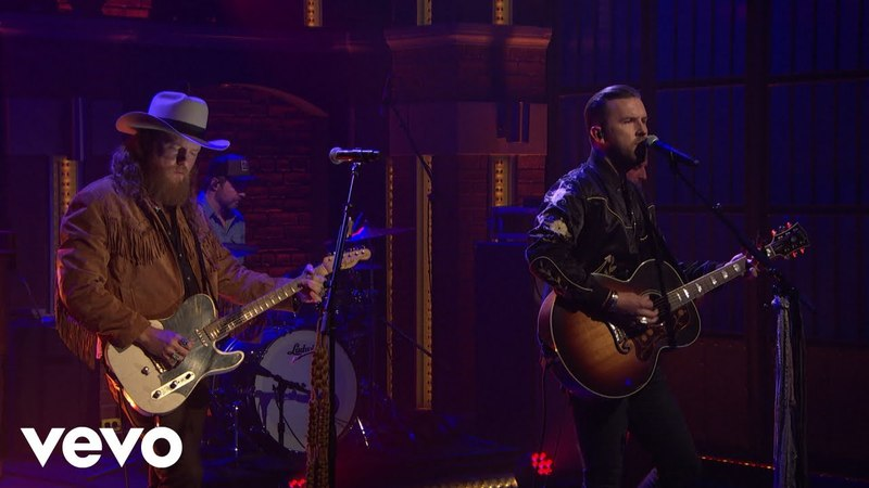 Brothers Osborne - Weed, Whiskey And Willie (Live From Late Night With Seth Meyers)