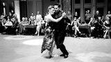 Sebastian Arce and Mariana Montes, La Milonga de Buenos Aires, Antwerpen Tango Fesitval 2018
