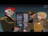 озвучка 35 Мобильный Доспех Гандам Виктория Mobile Suit Victory Gundam 35 серия Озвучка BaSiLL SR