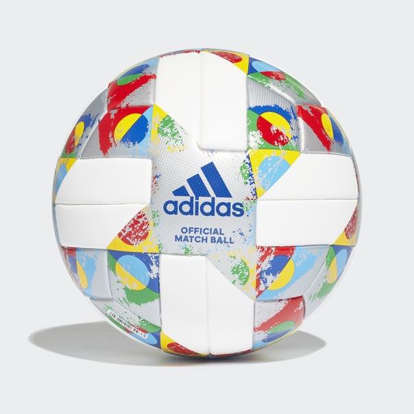 Официальный игровой мяч UEFA Nations League
