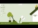 Специальный проект: графические ролики-инструкции о правильной посадке и уходе за разными растениями: Арония Черноплодная