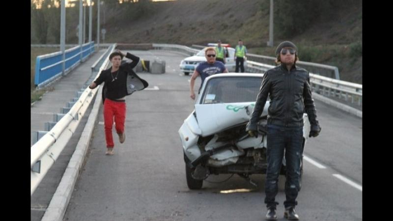Братья Сафроновы. Кто сильнее: человек или автомобиль?