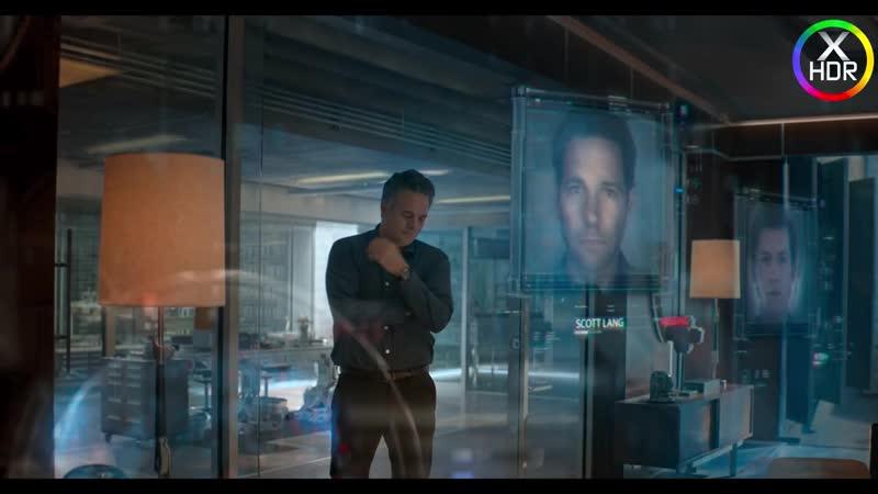 2019 › IMAX трейлер фильма «Мстители Финал»