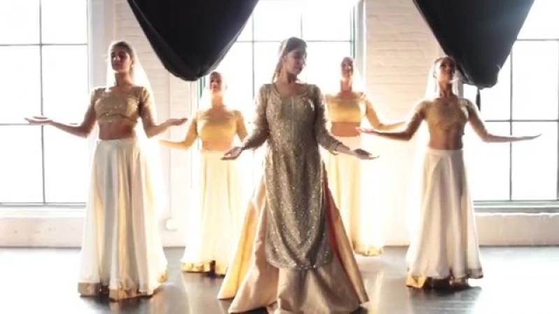 Aayat Dance _ Bajirao Mastani _ Indian Classical (Kathak) Contemporary Fusion Ch