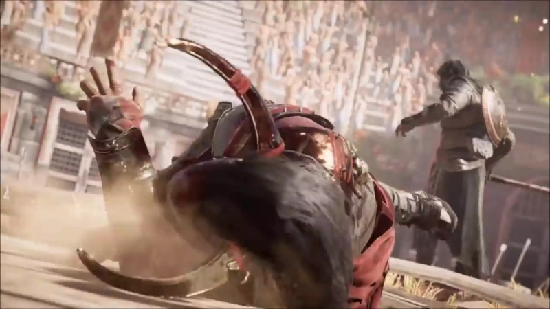 Assassins Creed: Origins - All No Mercy Kills in Gladiator Arena