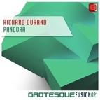 Richard Durand альбом Pandora