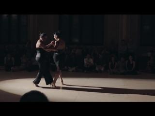 Carla Morano  Moira Castellano perform at Tango Element 2016