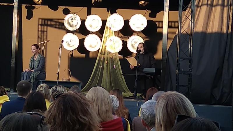 спектакль-концерт «Анна Ахматова. А я была его женой….»