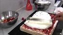 短縮版 芸能人の豪華なバースデーケーキ:特大ケーキの作り方