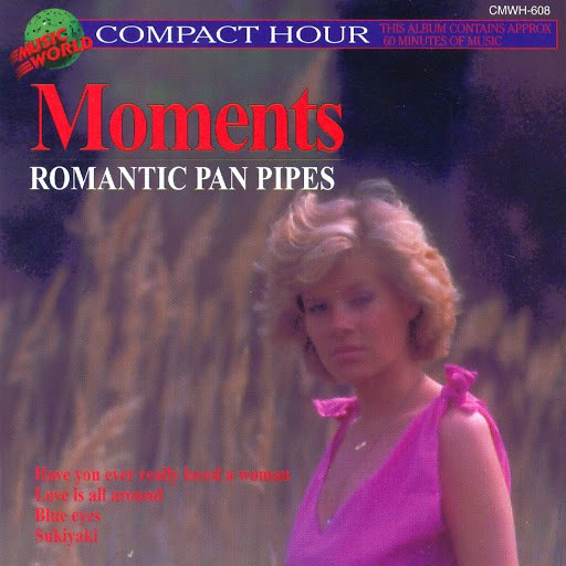 Michael Woods альбом Moments - Romantic Pan Pipes