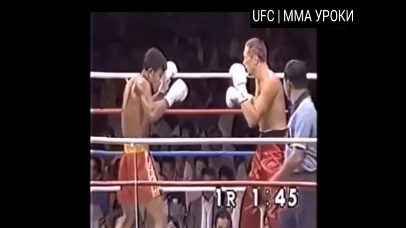 7 дан по ТХЭКВОНДО против чемпиона Муай Тай
