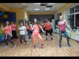 Zumba Pink Party 2018
