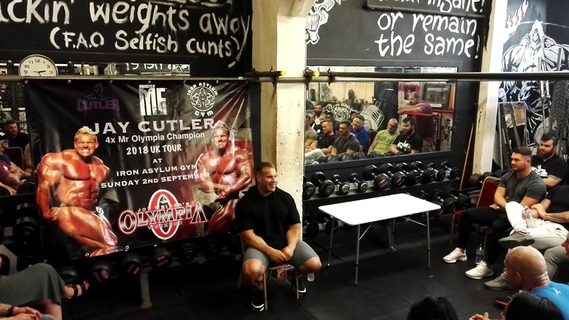 Jay Cutler seminar part 4