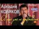 Аркадий КОБЯКОВ - А мне уже не привыкать Концерт в Санкт-Петербурге 31.05.2013
