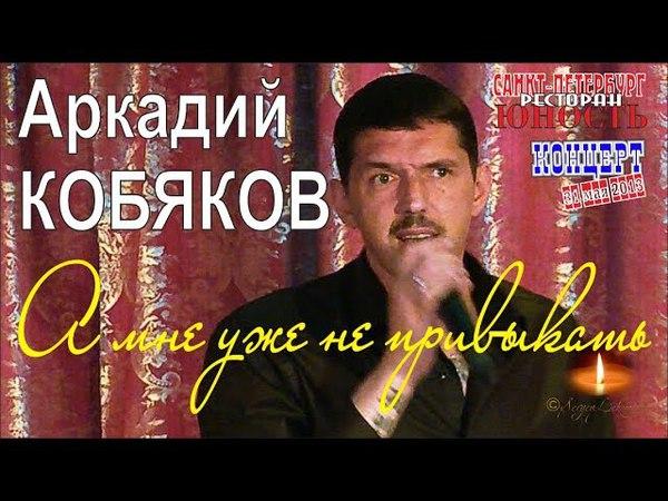 Аркадий КОБЯКОВ - А мне уже не привыкать (Концерт в Санкт-Петербурге 31.05.2013)