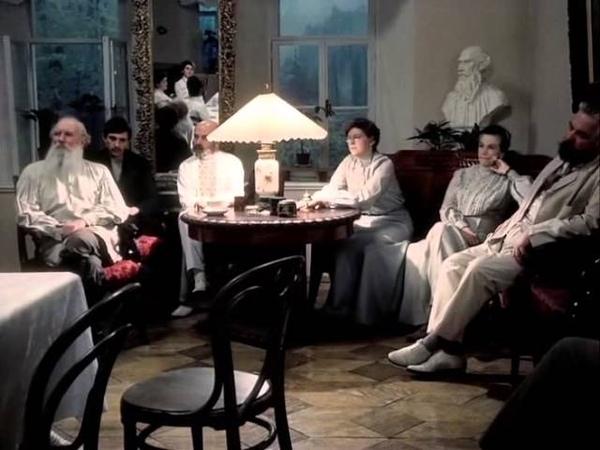 Лев Толстой (1 серия) (1984) Полная версия