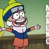 Naruto Gravity Falls