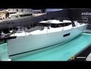 2018 Elan GT5 Sailing Yacht - Walkaround - 2018 Boot Dusseldorf Boat Show