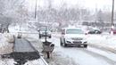 Снег и грех В Москворецком квартале укладывают асфальт вопреки всем рекомендациям