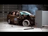 Краш-тест Chevrolet Equinox