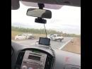 ДТП на М4 поворот на Новотитаровскую
