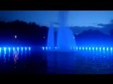 17 июля 2018 года - прекрасный вечер в парке Победы с новым фонтаном))))