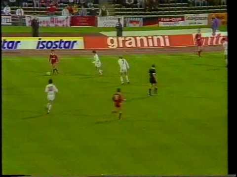 Bajern Fc Bayern Crvena zvezda Red Star 1 2 1991 Bayern München Roter Stern
